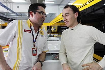 Boullier vuole parlare con Kubica in settimana
