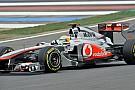 Hamilton ferma la striscia di pole della Red Bull!