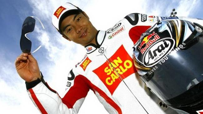 Ufficiale: Aoyama passa in Superbike con la Honda