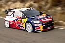 Spagna, PS12: Loeb leader a fine seconda tappa