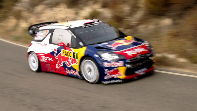Spagna, PS12: Loeb leader a fine seconda tappa
