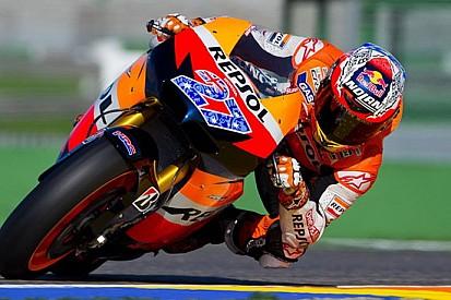 Valencia, Ore 12: svetta Stoner, Bautista sulla Honda