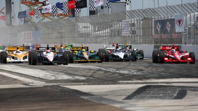 La Indycar sbarca in Cina nel 2012!