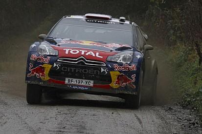 Galles, PS12: Latvala sbaglia e Loeb allunga
