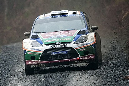 Galles, PS17: Latvala comanda a fine tappa