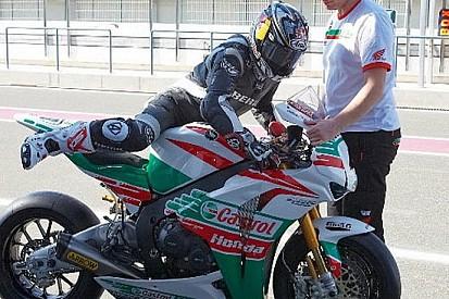 La Honda conclude tre giorni di test in Qatar