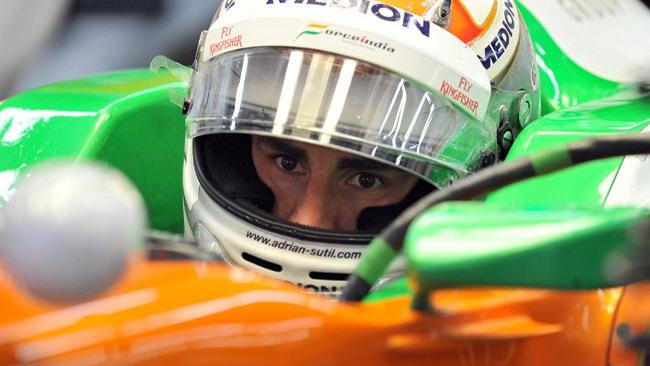 Adrian Sutil interessa alla Lotus Renault?