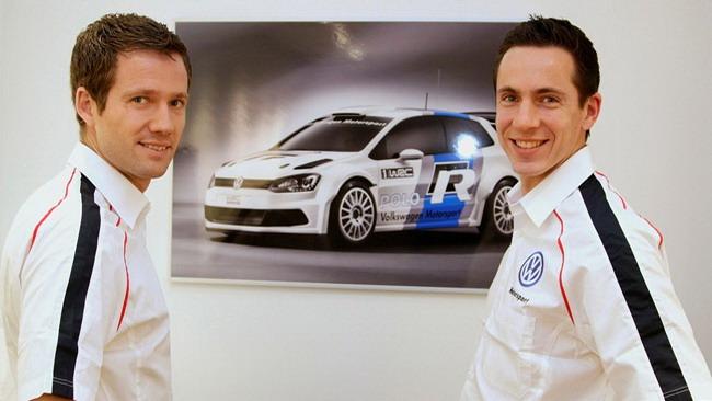 Ogier correrà nel Mondiale 2012 con una Skoda S2000