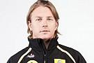 Ufficiale: Raikkonen torna in F.1 con la Lotus Renault!