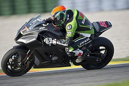 Sykes e la Kawasaki da record a Valencia