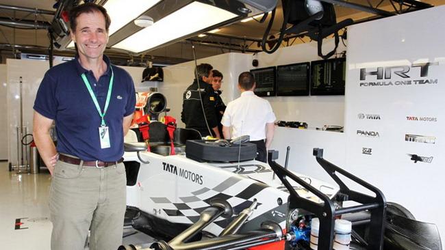 Luis Perez-Sala nuovo team principal della HRT