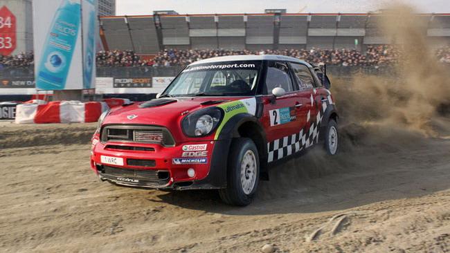 La Mini non si è ancora iscritta al Mondiale Rally!