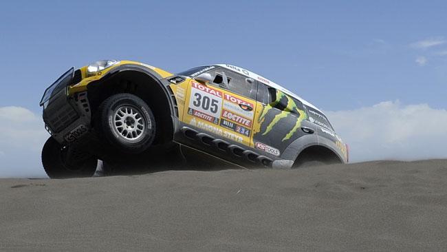 Dakar: modificata la quinta tappa per auto e camion