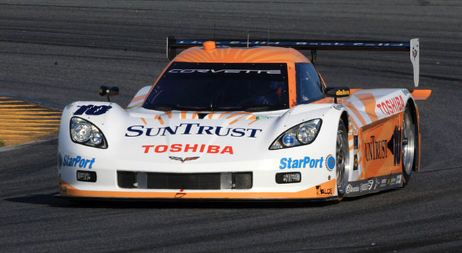 Daytona, Day 1: Angelelli e la Corvette in evidenza