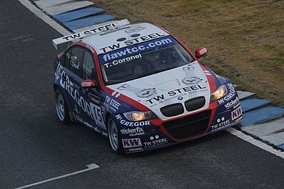 Alberto Cerqui nel WTCC con la ROAL Motorsport