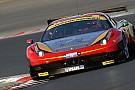 Prima fila tutta Ferrari alla 24 Ore di Dubai