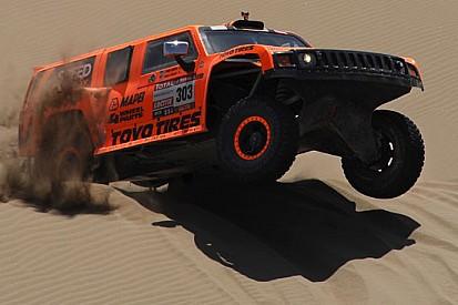 Dakar, 12° Tappa: secondo sigillo per Gordon