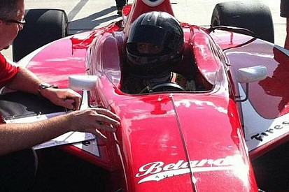Alon Day primo israeliano in Indy Lights