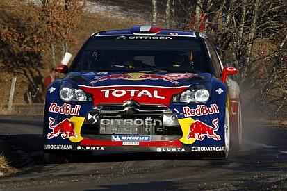Sébastien Loeb vince e stravince il Rally di Montecarlo