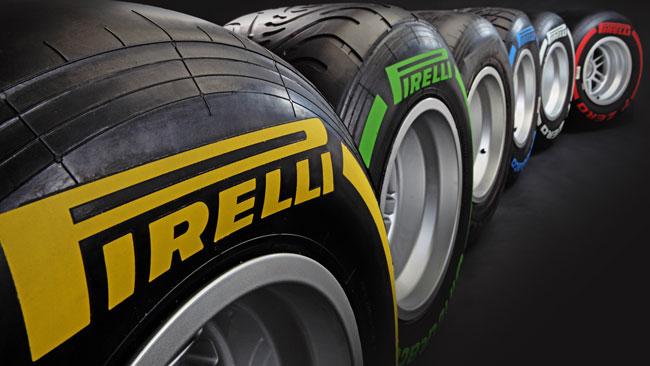 Pirelli: una guida per capire le gomme 2012