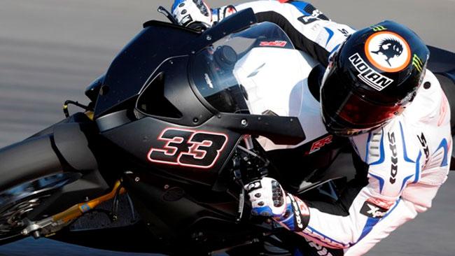 Primi test del 2012 per la BMW a Valencia