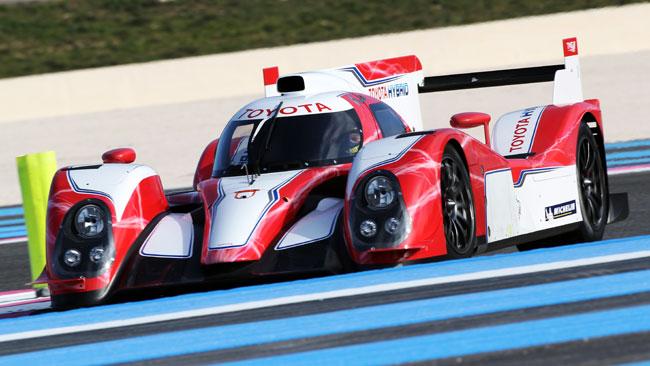 Sono 30 le vetture iscritte al Mondiale Endurance 2012