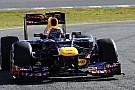 Jerez, Day 2, Ore 10: Webber davanti a tutti