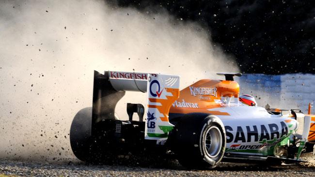 Bianchi si scusa con la Force India per il suo errore