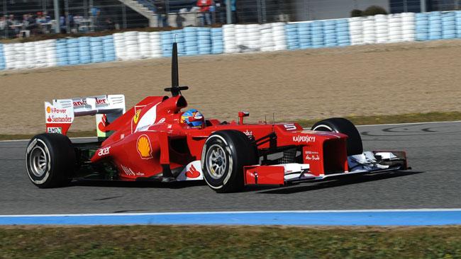 Jerez, Day 4, Ore 11: Alonso si migliora ancora