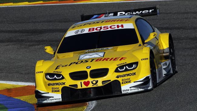 Tre giorni di test intensi per la BMW ad Estoril