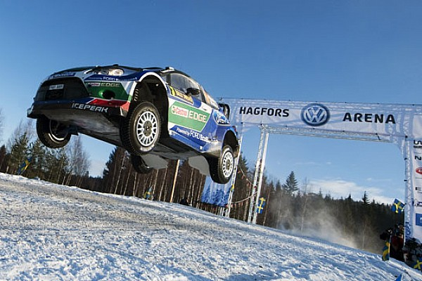 Jari-Matti Latvala trionfa nel Rally di Svezia