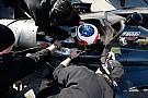 Barrichello: un altro test con il team KV Racing