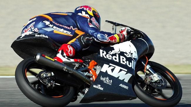 Jerez, Day 1: Danny Kent impone il suo dominio
