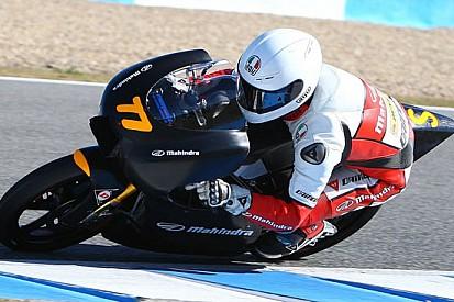 Riscontri positivi per la Mahindra a Jerez