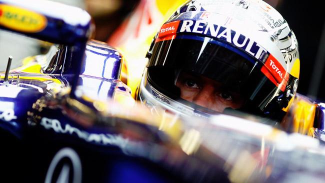 Il passo della McLaren sui long run sorprende Vettel