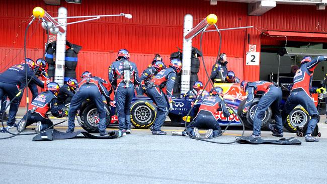 Pirelli: coperti 17207 km nei test di Barcellona