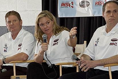 Accordo con Honda per Sarah Fisher Hartman Racing