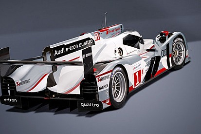 Williams Hybrid Power partner Audi a Le Mans