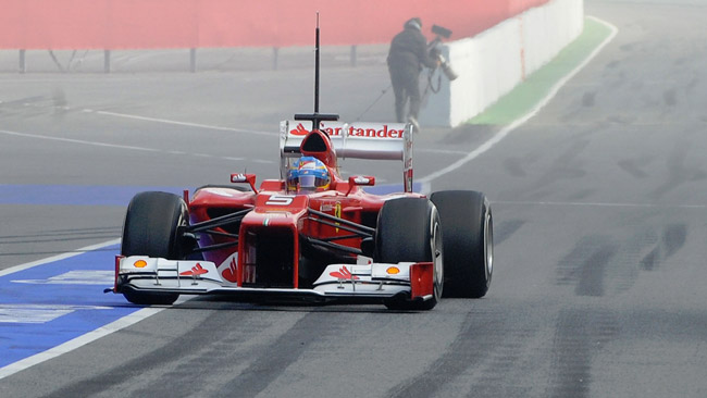 Barcellona, Day 2, Ore 11: Alonso e Grosjean al top