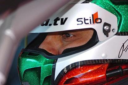Paolo Necchi nell'ETCC su una Ford Fiesta