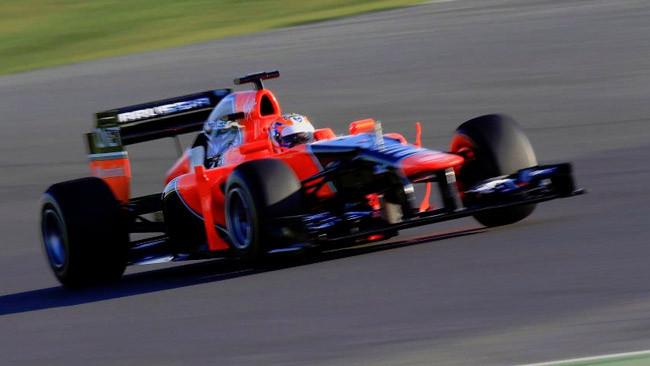 Anche la Marussia ha passato i crash test