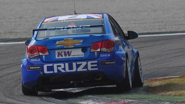 Tripletta Chevrolet nei test collettivi di Monza