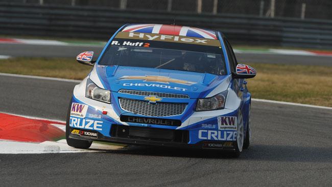 Monza, Libere 1: svetta Huff tallonato da Tarquini