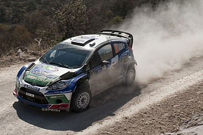 Messico, PS13: Latvala sale al terzo posto