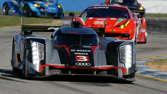 Sebring, Libere 4: Dumas tiene in vetta l'Audi