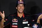 Ricciardo soddisfatto del debutto in Toro Rosso