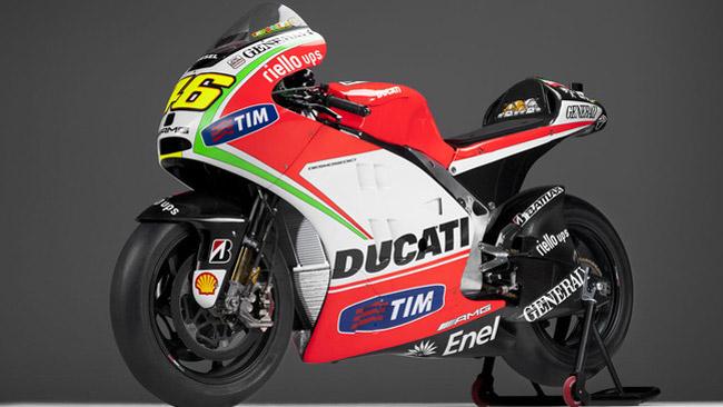 Ducati Desmosedici GP12: la scheda tecnica