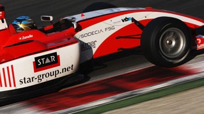 Zanella ritenta l'assalto al titolo della Formula 2