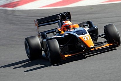 Pommer in evidenza nei test di Silverstone