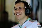 La McLaren al Mugello solo con i tester